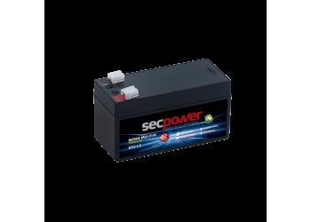 Bateria 12v 1,3A / 26A  - Secpower