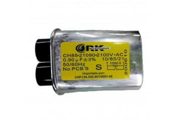 Capacitor Alta Tensão Microondas 0,90µf - 2100v