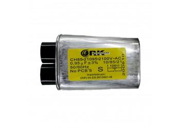 Capacitor Alta Tensão Microondas 0,95µf - 2100v