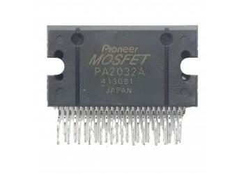 Circuito integrado - Saída de som Pioneer CI-PA2032