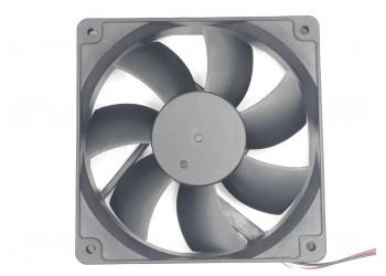 Cooler Micro Ventilador Ventoinha 12x12x2,5 12v Rolamentado