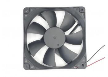 Cooler Micro Ventilador Ventoinha 12x12x2,5 24v Eixo Bucha