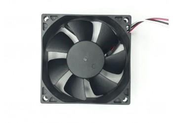 Cooler Micro Ventilador Ventoinha 8x8x2,5 Cm 48v Rolamentado