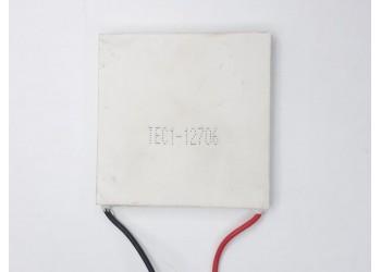 Pastilha Peltier 5x5 Cm Tec1- 12706