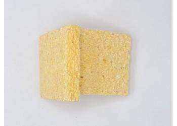 Esponja Vegetal De Ferro Para Soldar Com 2 Esponjas
