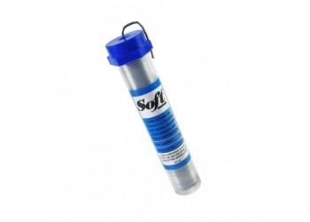Solda Estanho 25g 1mm - Soft