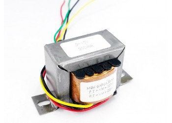 Transformador 15v 500 Mah ( Trafo ) Bivolt - Tr-500-007