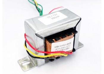 Transformador 12+12v 800 Mah ( Trafo ) Bivolt - Tr-800-015