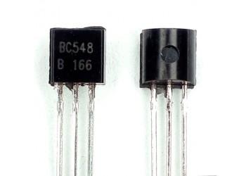 Transistor Npn Bc548 / Bc 548b Npn